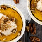 Microwave Pumpkin Custard – Slender Kitchen
