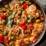 Slow Cooker Mediterranean Chicken – Slender Kitche…