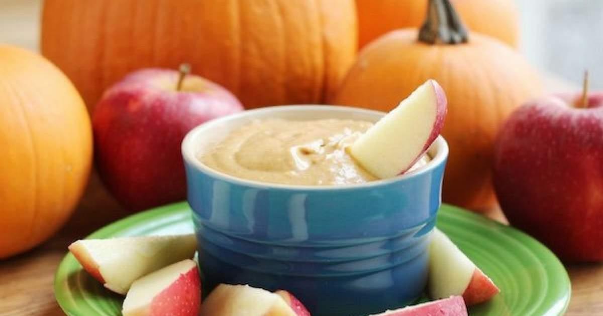 Easy Pumpkin Cream Cheese Dip