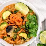 Curry Sweet Potato Noodles – Slender Kitchen