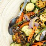 Easy Grilled Vegetables – Slender Kitchen