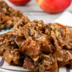 Healthy Slow Cooker Apple Crisp