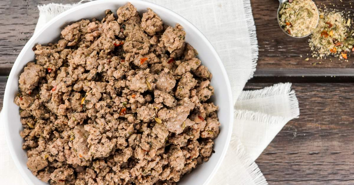 Homemade Italian Sausage Seasoning - Slender Kitch...