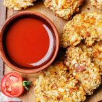 Almond Crusted Pork Tenders – Slender Kitchen