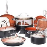 Gotham Steel Ultimate 15 Piece All in One Chef's K…