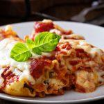 Spinach Beef Lasagna Rolls – Slender Kitchen