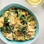 How to Cook a Chicken and Broccoli Rice Bowl