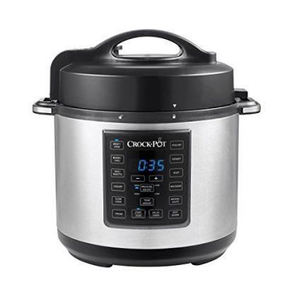 Crock-Pot Express Crock Programmable Multi-Cooker,...
