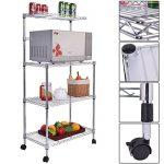 Giantex 3-Tier Kitchen Baker's Rack Microwave Oven…