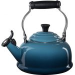 Le Creuset Enamel-on-Steel Whistling 1-4/5-Quart T…