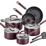 T-fal B130SC Color Luxe Hard Titanium Nonstick The…