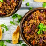 Easy Turkey Chili – Slender Kitchen