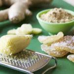 Health Benefits of Ginger | MyRecipes