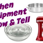 Kitchen Equipment & Tools Show & Tell | Cooking Wi…