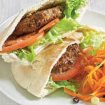 Moroccan Pita Sandwiches Recipe   MyRecipes