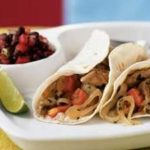 Lime-Cilantro Pork Tacos Recipe | MyRecipes