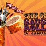 John Grabecki wins Great Sausage Roll…