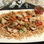 Low Calorie Recipe – Spicy Orange Chicken Stir Fry…
