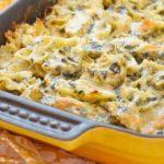 Spinach Artichoke Pasta – Slender Kitchen