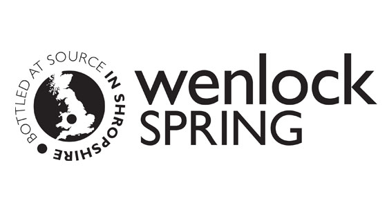 Wenlock Spring launch bottles made wi...