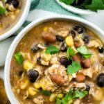 Zero Point Weight Watchers Taco Soup