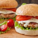 Healthy Ranch Turkey Burgers – Slender Kitchen