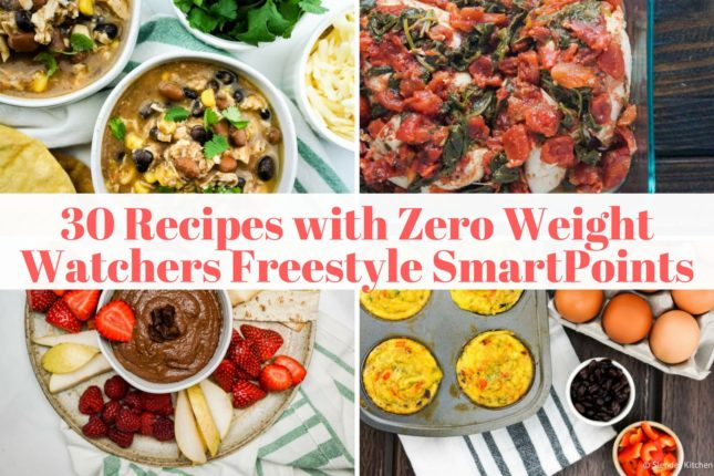 Thirty Zero Freestyle Point Weight Watchers Recipe...