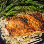 Cajun Salmon – Slender Kitchen