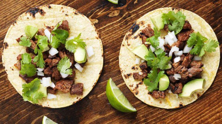Steak Tacos - Slender Kitchen