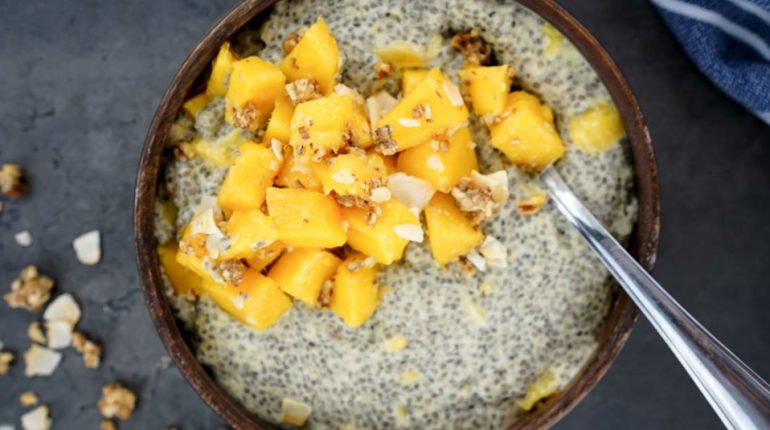 Ultimate Chia Seed Pudding - Slender Kitchen
