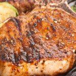 Southwestern Grilled Pork Chops – Slender Kitchen