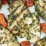 Pesto Chicken – Grilled or Baked
