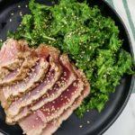 Sesame Soy Grilled Tuna – Slender Kitchen