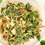 Asian Kale Apple Slaw – Slender Kitchen