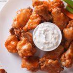 Baked Buffalo Wings – How to Make Super Crispy Win…