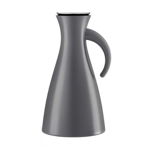 Eva Solo Vacuum Jug, Pot, Mug, Accessories for Tea and Coffee, Grey, 1l, 502915