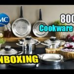 AMC COOKWARE | UNBOXING