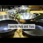 My Favorite Pots and Pans | Seasoning Cast Iron | Indian Kitchen