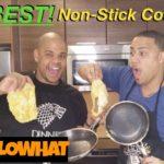 Best Cookware Set Non Stick   Hexclad Hybrid cookware reviews