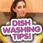 How to Hand Wash Dishes: 10 Handy Dish Washing Tips! Easy Dish Cleaning Ideas (Clean My Space)
