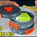 $18 Camping Cookware Kit
