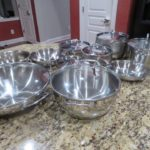 My Stainless steel cookware collection || My cookware collections part -2