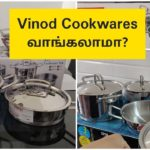 நான் வாங்கிய புதிய Stainless steel பாத்திரங்கள் | Cookware shopping haul