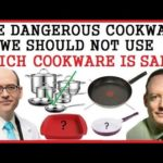 Dangerous Cookware We Should Not Use! Which Cookware Is Safe? Dr Goldhamer & Dr Greger