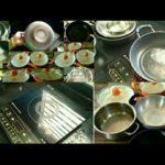 My induction based cookware collection | How to use induction stove | how to clean induction cooktop