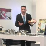 ZEPTER MASTERPIECE COOKWARE PRESENTATION
