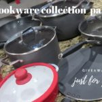 My cookware collections Part -1 || INFO about GIVEAWAY