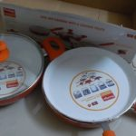 Prestige Ceramic Cookware BYK Set of 3 pieces From Snapdeal – Unboxing
