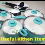 Cookware Set | Ceramic cookware set | Kitchen smart Items | Brand Cookware set | Useful Kitchen Item