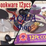 🍳Supra Cookware 12pcs || Vid Product
